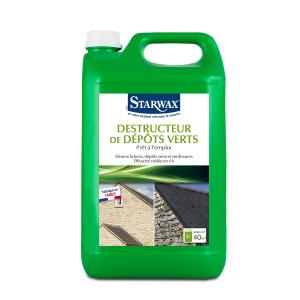 Destructeur de dépôts verts Starwax