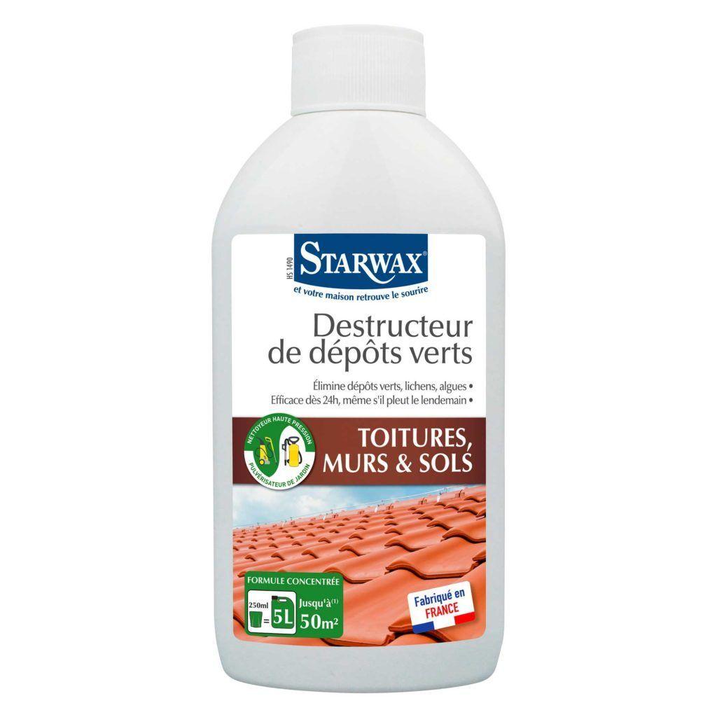destructeur dépôts verts Starwax