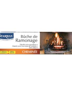 Buche de ramonage pour cheminée - Starwax