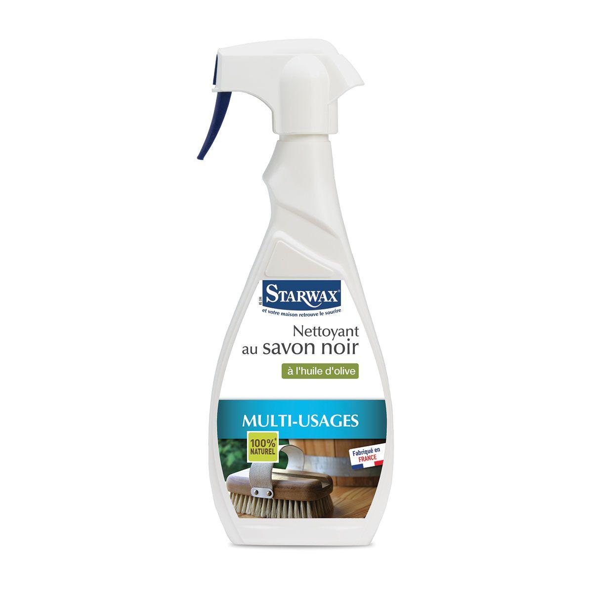 Nettoyant savon-noir- Starwax