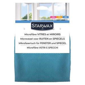 Microfibre vitres et miroirs Starwax