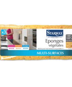 Eponges vegetales starwax