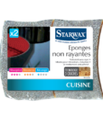 Éponges non rayantes - Starwax