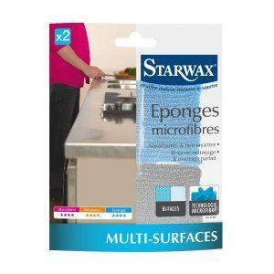 eponges microfibres