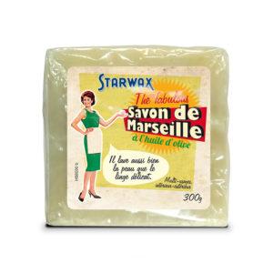 Savon de Marseille à l'huile d'olive - Starwax The Fabulous