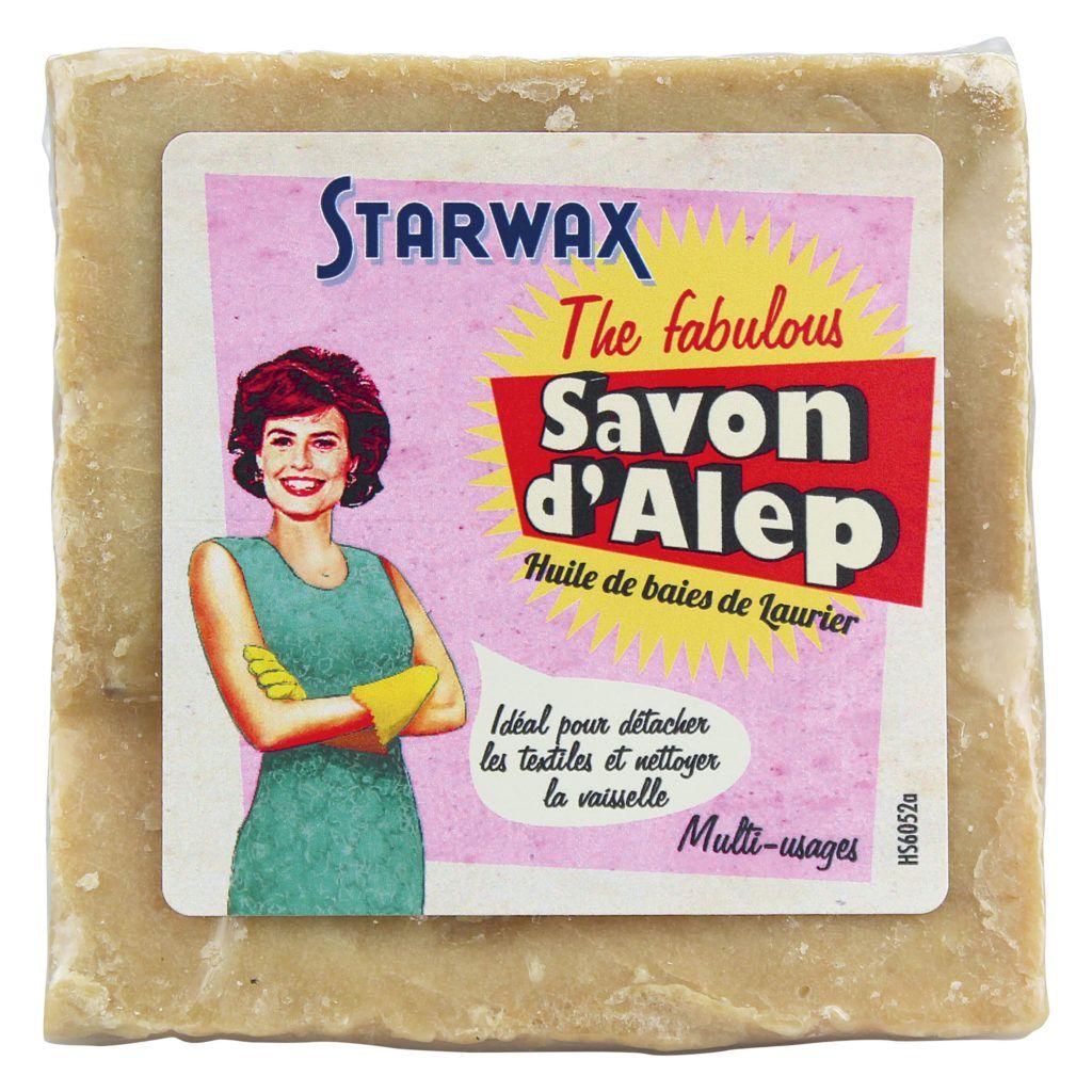 savon d'alep Starwax