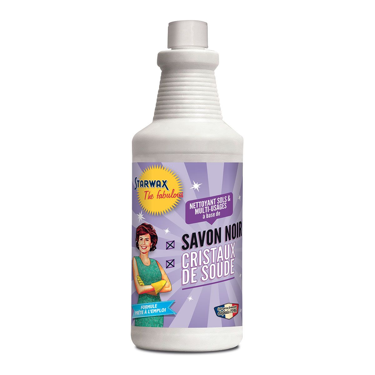 Nettoyant sols multi-usages- Starwax the fabulous