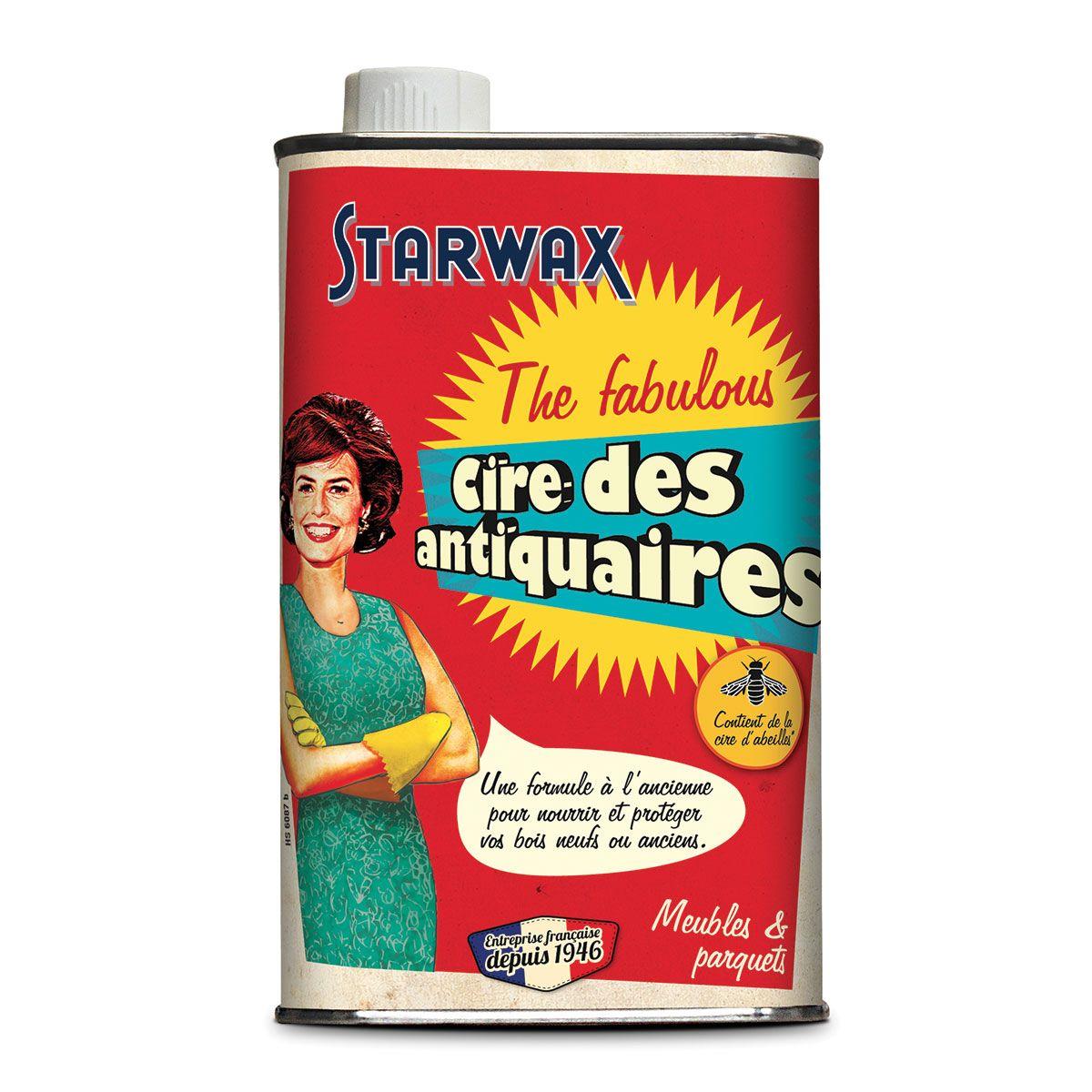 Cire des antiquaires liquide - Starwax The Fabulous