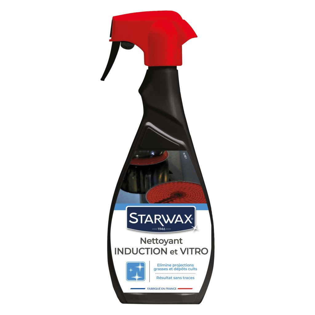 Nettoyant vitroceram induction 500ml starwax