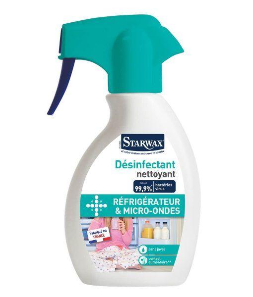 Nettoyant désinfectant pour frigo – Starwax