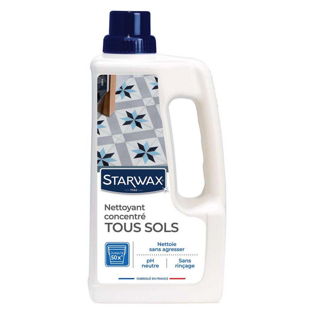 Nettoyant tous sols Starwax