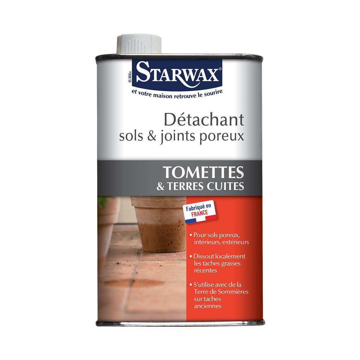 Faire Briller Un Carrelage Poreux détachant sols et joints poreux | starwax, produits d