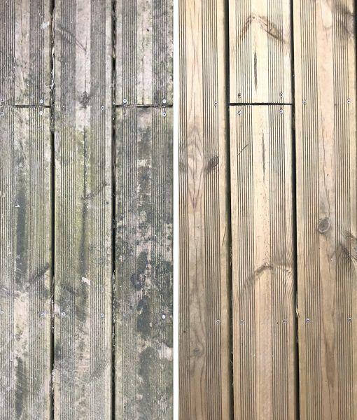 nettoyant concentr pour terrasse en bois et composite starwax produits d entretien maison. Black Bedroom Furniture Sets. Home Design Ideas