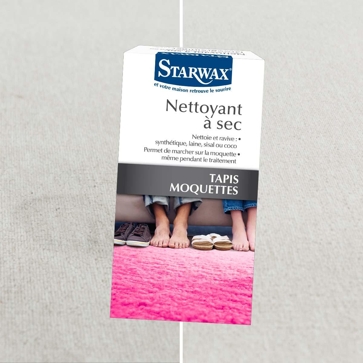 Nettoyant A Sec Pour Tapis Et Moquettes Starwax Produits D
