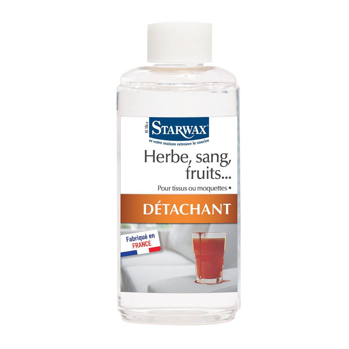 Detachant taches biologiques - Starwax