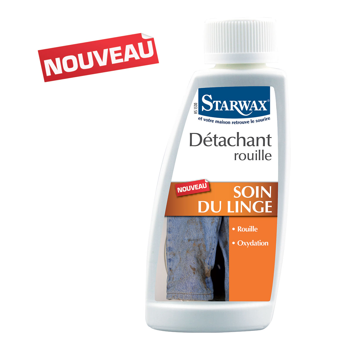 Detachant rouille