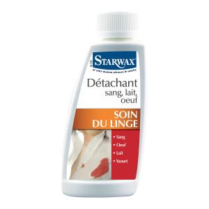 Detachant sang lait oeuf