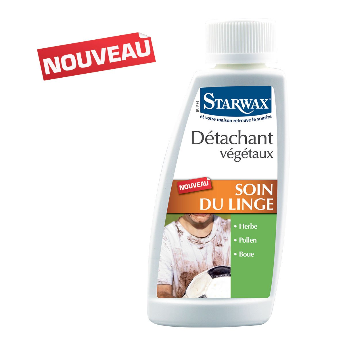 Detachant vegetaux