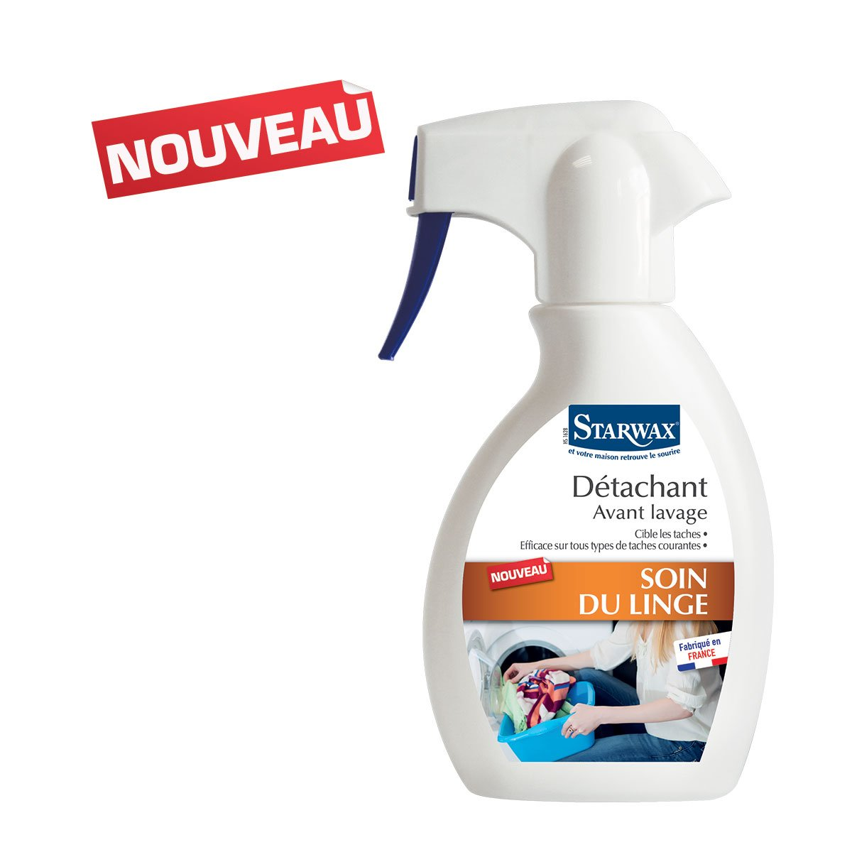 Détachant Avant lavage