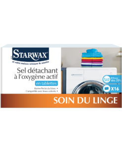 Sel détachant Starwax