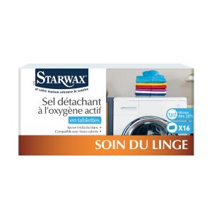 Sel détachant Starwax
