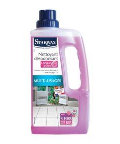 Nettoyant desodorisant fleurs des bois