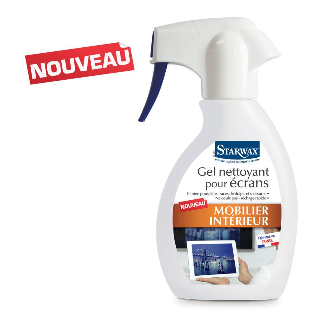 Gel nettoyant pour crans starwax produits d entretien for Produit pour nettoyer les vitres sans traces