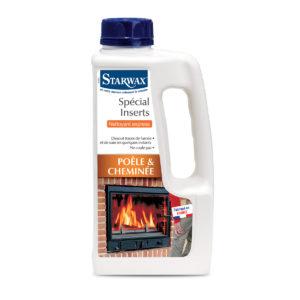 Nettoyant insert cheminée starwax