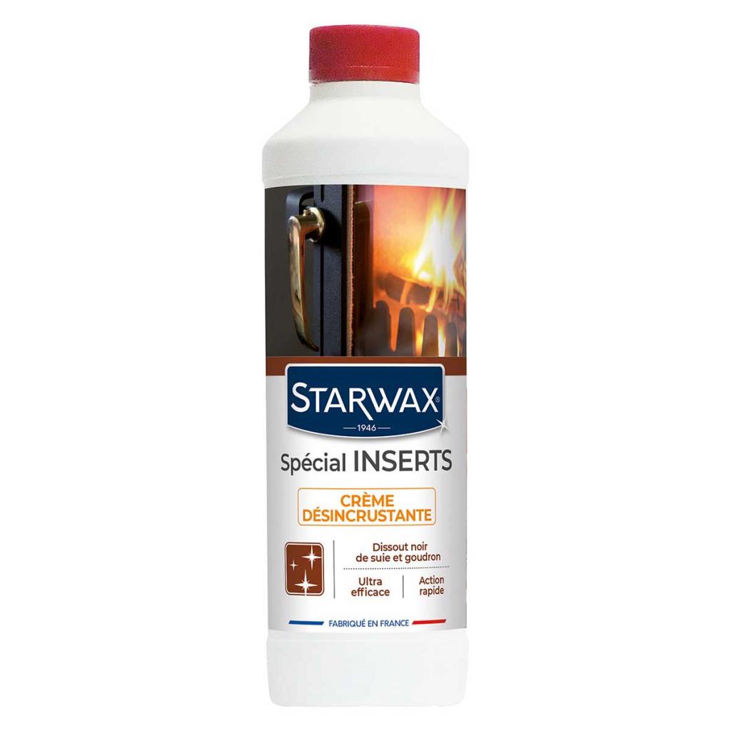 Crème nettoyante spécial inserts Starwax