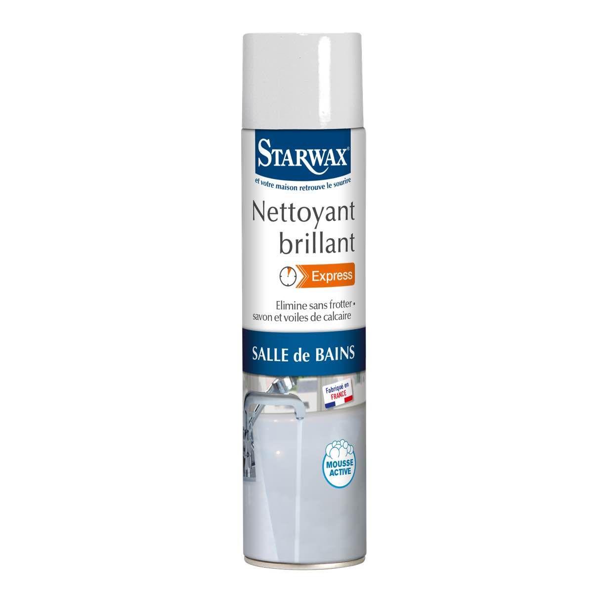 Produits Dentetien Pour La Salle De Bain Starwax - Bicarbonate de soude nettoyage salle de bain