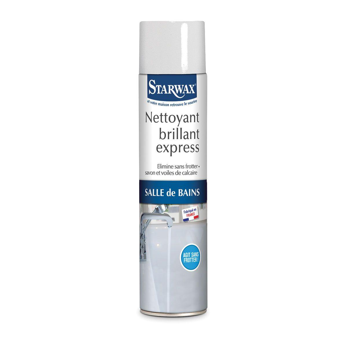 Nettoyant express pour salle de bains - Starwax