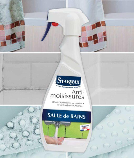anti moisissures pour joints et salle de bains starwax produits d entretien maison. Black Bedroom Furniture Sets. Home Design Ideas