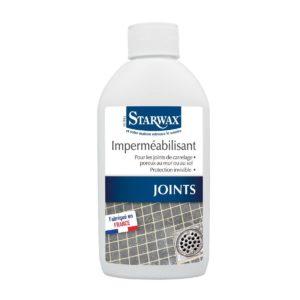 Impermeabilisant pour joints de salle de bains