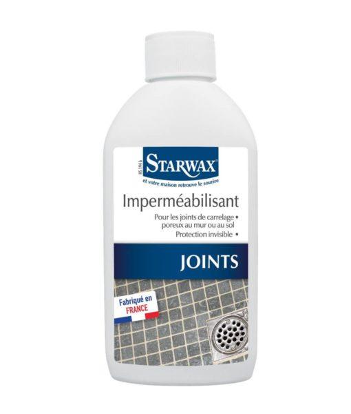 Imperm abilisant joints starwax produits d entretien maison - Colorer joint carrelage blanc ...