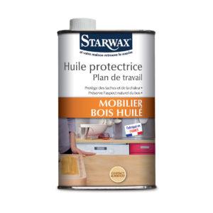 huile protectrice pour plan de travail en bois huile starwax