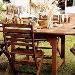 Comment rénover et entretenir son salon de jardin en teck ?