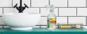 Nettoyer la robinetterie