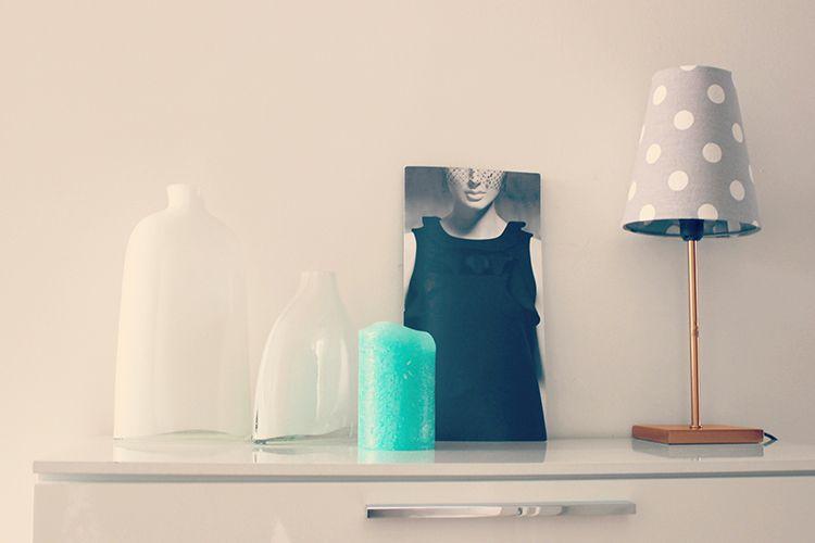 DIY Lampe Vintage