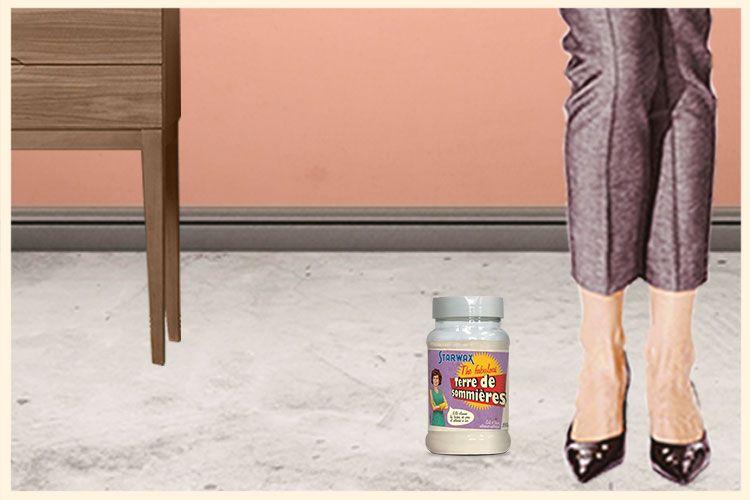une recette fabulous pour enlever une tache sur un sol en marbre starwax. Black Bedroom Furniture Sets. Home Design Ideas