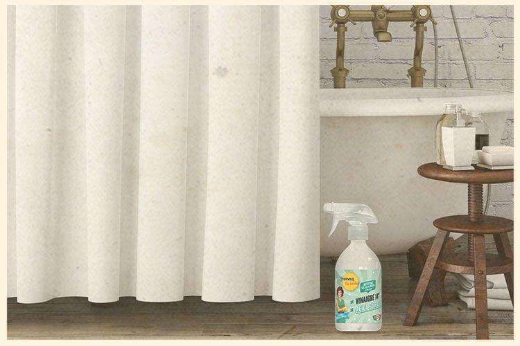banniere nettoyant salle de bains