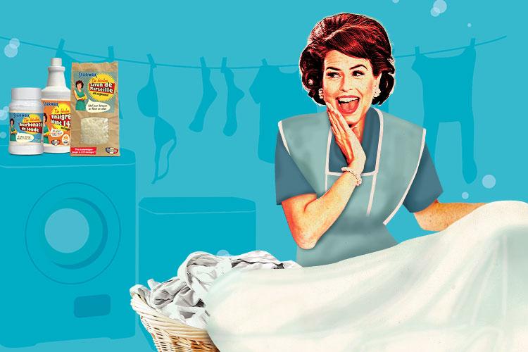 Faites votre lessive maison
