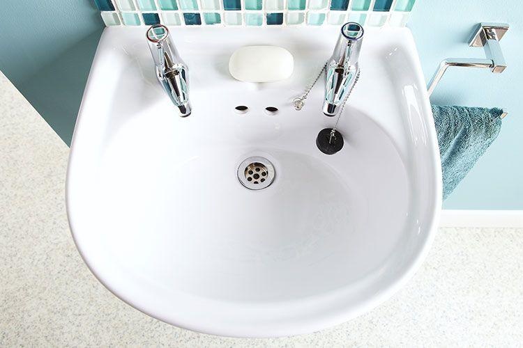Canalisations salle de bains