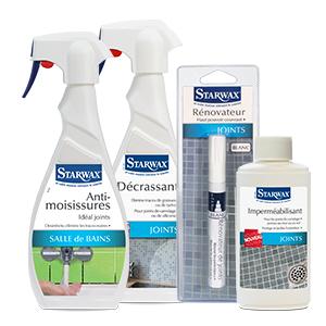 beautiful blanchir les joints de carrelage la salle bain with comment nettoyer la moisissure with nettoyer carrelage salle de bain