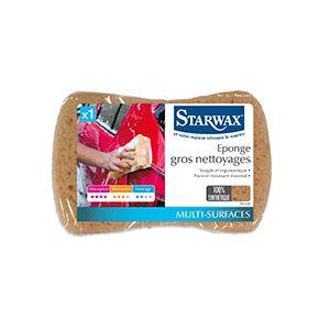 Eponge gros nettoyages Starwax