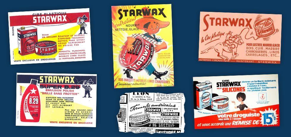 Historique : buvards,   affiches,   presse...