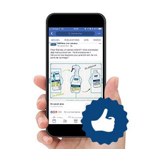 Page facebook Starwax