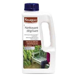 Comment rénover et entretenir son salon de jardin en teck ? | Starwax