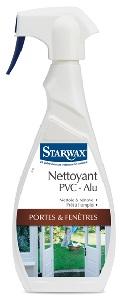 Nettoyant pour PVC et Aluminium - Starwax