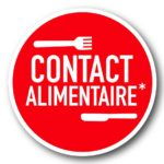 Apte au contact alimentaire