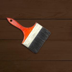 Appliquer un saturateur au spalter sur une terrasse en bois